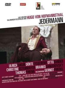 Jedermann (Salzburg 2000), DVD