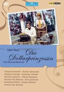Leo Fall (1873-1925): Die Dollarprinzessin (Operettenverfilmung), DVD