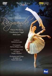 Ballett der Mailänder Scala:Raymonda (Glasunow), DVD