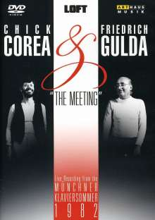 Friedrich Gulda (1930-2000): The Meeting: Live 1982, DVD