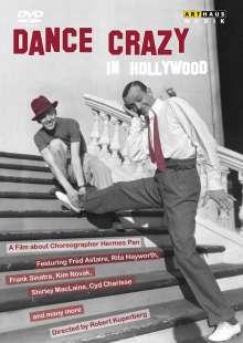 Hermes Pan - Dance Crazy in Hollywood (Dokumentation), DVD
