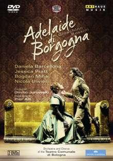 Gioacchino Rossini (1792-1868): Adelaide di Borgogna, 2 DVDs