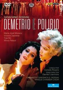 Gioacchino Rossini (1792-1868): Demetrio e Polibio, DVD