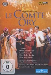 Gioacchino Rossini (1792-1868): Le Comte Ory, DVD