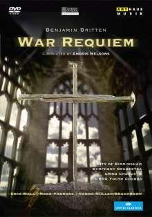 Benjamin Britten (1913-1976): War Requiem op.66, DVD