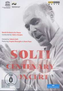 Solti Centenary Concert, DVD