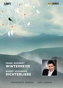 Franz Schubert (1797-1828): Winterreise D.911, DVD