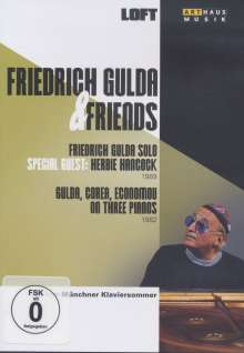 Friedrich Gulda & Friends, DVD
