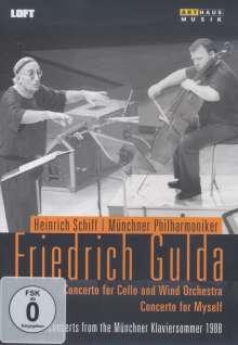 Friedrich Gulda (1930-2000): Concerto for myself (Sonata concertante für Klavier & Orchester), DVD