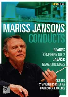 Mariss Jansons concucts (Live Recording Lucerne), DVD