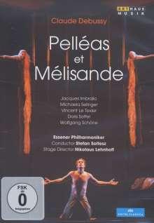 Claude Debussy (1862-1918): Pelleas und Melisande, DVD