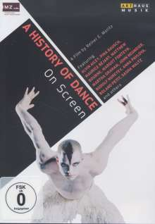 A History of Dance On Screen (Dokumentation), DVD