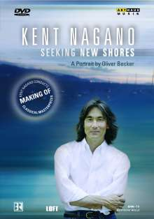 Kent Nagano - Seeking New Shores, DVD