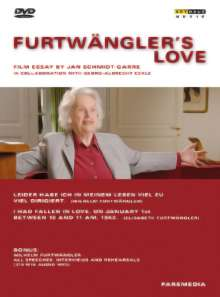 Furtwängler's Love, DVD