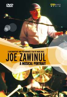 Joe Zawinul (1932-2007): A Musical Portrait, DVD
