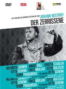 Der Zerrissene (Salzburger Festspiele 1984), DVD