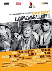 Lumpazivagabundus (Salzburger Festspiele 1962), DVD
