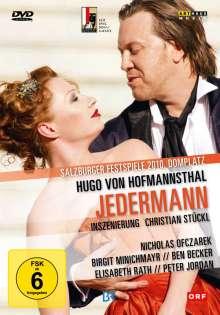 Jedermann (Salzburg 2010), DVD