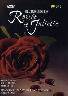 Hector Berlioz (1803-1869): Romeo & Julia op.17, DVD