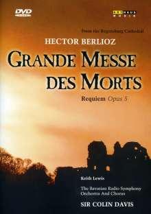 Hector Berlioz (1803-1869): Requiem, DVD
