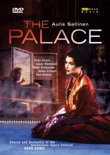 Aulis Sallinen (geb. 1935): Der Palast, DVD