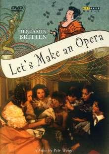Benjamin Britten (1913-1976): Let's make an opera op.45 (Verfilmung der Kinderoper), DVD