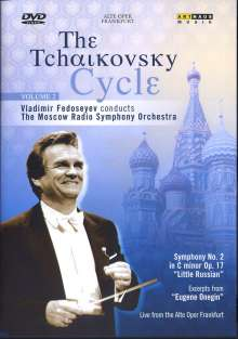 Vladimir Fedoseyev - The Tschaikowsky-Cycle Vol.2, DVD
