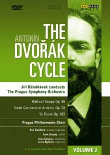 Antonin Dvorak (1841-1904): The Dvorak Cycle Vol.2, DVD