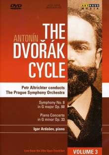 Antonin Dvorak (1841-1904): The Dvorak Cycle Vol.3, DVD