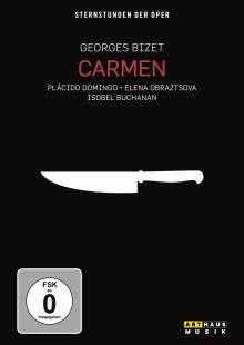 Sternstunden der Oper: Bizet - Carmen, DVD