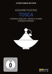 Sternstunden der Oper: Puccini - Tosca, DVD