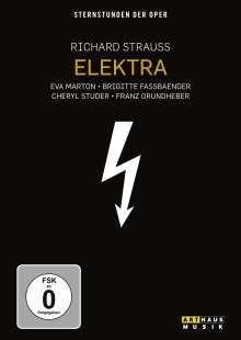 Sternstunden der Oper: Strauss - Elektra, DVD