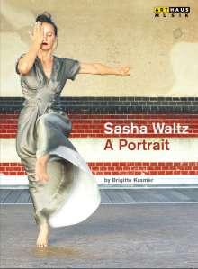Sasha Waltz - A Portrait (Dokumentation), DVD