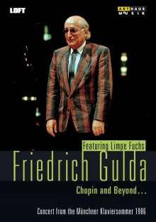 Friedrich Gulda - Chopin and Beyond, DVD