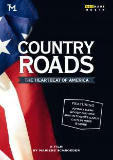 Country Roads - The Heartbeat Of America, DVD