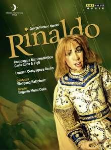 Georg Friedrich Händel (1685-1759): Rinaldo (Marionettentheater), DVD