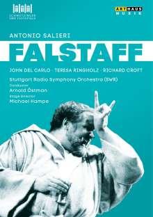 Antonio Salieri (1750-1825): Falstaff, DVD