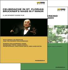 Sergiu Celibidache in St. Florian, 2 DVDs