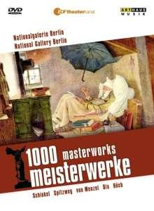 1000 Meisterwerke - Nationalgalerie Berlin, DVD