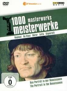 1000 Meisterwerke - Das Portrait in der Renaissance, DVD