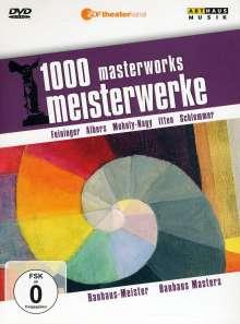 1000 Meisterwerke - Bauhaus Meister, DVD