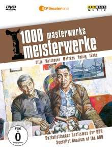 1000 Meisterwerke - Sozialistischer Realismus der DDR, DVD