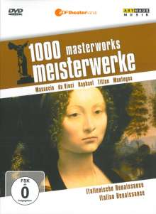 1000 Meisterwerke - Italienische Renaissance, DVD