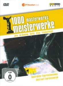 1000 Meisterwerke - Abstrakter Expressionismus, DVD