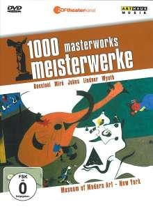 1000 Meisterwerke - Museum Of Modern Art, New York, DVD