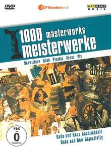 1000 Meisterwerke - Dada und Neue Sachlickeit, DVD
