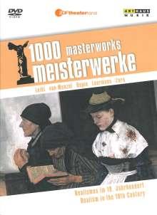 1000 Meisterwerke - Realismus im 19. Jahrhundert, DVD