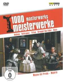 1000 Meisterwerke - Museo del Prado Madrid, DVD
