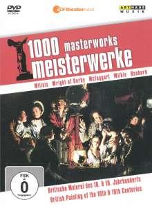1000 Meisterwerke - Britische Malerei des 18. & 19. Jahrhunderts, DVD