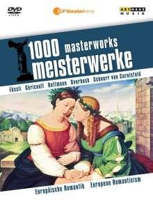 1000 Meisterwerke - Europäische Romantik, DVD